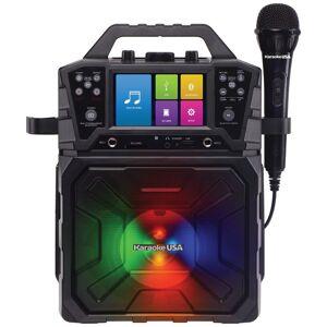 KARAOKE USA SD520 Portable MP3G Karaoke Player with 4.3-Inch TFT Digital Color Screen