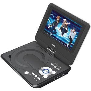 NAXA NPD952 9 INCH TFT LCD Swivel-Screen Portable DVD Player