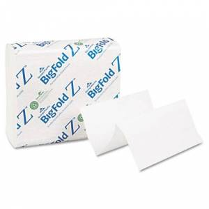 GEORGIA PACIFIC 20885 Z C-Fold Replacement Paper Towels, 8 x 11, White, 260/Pack, 10/Carton