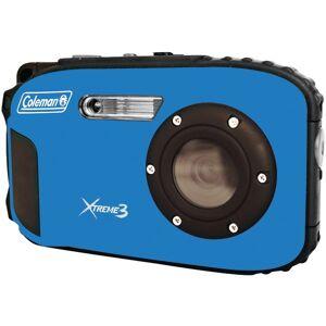 COLEMAN C9WP-BL 20.0-Megapixel Xtreme3 HD Video Waterproof Digital Camera (Blue)