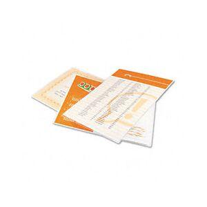 GBC 3200599 HeatSeal LongLife Premium Laminating Pouches, 10 mil, 11 1/2 x 9, 50/Box