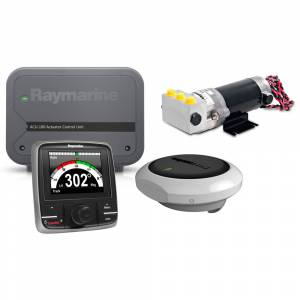 RAYMARINE T70154 EV-100 Power Evolution Autopilot