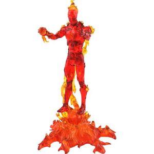 Fantastic Four Marvel Select Fantastic Four Human Torch Action Figure