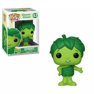 Corporate Mascots Jolly Green Giant Sprout Pop! Vinyl Figure