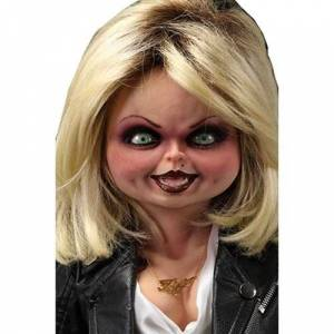 Childs Play Child's Play Bride of Chucky Tiffany Life-Size 1:1 Scale Replica
