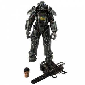 Fallout: New Vegas T-45 NCR Salvaged Power Armor 1:6 Scale Action Figure