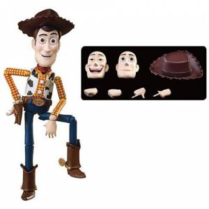 Toy Story Woody DAH-016 Dynamic 8ction Heroes Action Figure - Previews Exclusive