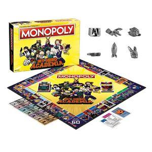 My Hero Academia Monopoly Game