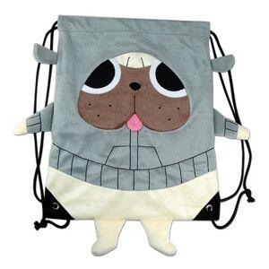 Kill la Kill Gattsu Plush Drawstring Bag
