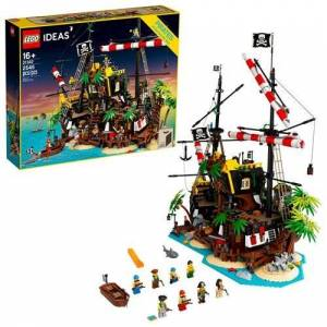 Lego 21322 Ideas Pirates of Barracuda Bay