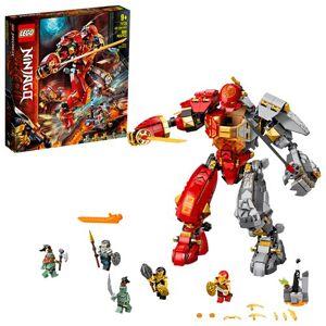 Lego 71720 Ninjago Fire Stone Mech