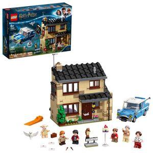 Lego 75968 Harry Potter 4 Privet Drive