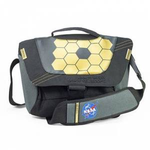 Space NASA James Webb Space Telescope Courier Bag