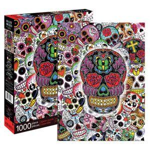 Dia de los Muertos Sugar Skulls 1,000-Piece Puzzle