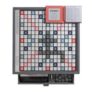 Scrabble Giant Deluxe Designer Edition Game