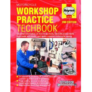 Haynes Manuals US Motorcycle Workshop Practice Haynes Techbook Haynes Repair Manual