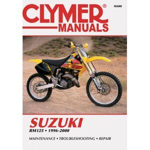 Haynes Manuals US Suzuki RM125 Motorcycle (1996-2000) Service Repair Manual