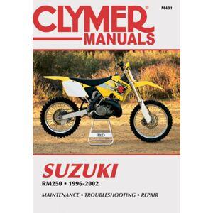 Haynes Manuals US Suzuki RM250 Motorcycle (1996-2002) Service Repair Manual