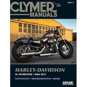 Haynes Manuals US Harley-Davidson Sportster Motorcycle (2004-2013) Service Repair Manual