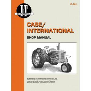 Haynes Manuals US Case/International Gas & Diesel Tractor Service Repair Manual
