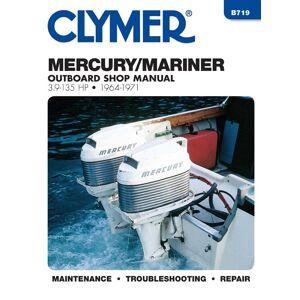 Haynes Manuals US Mercury Vintage 3.9-135 HP Outboard Service and Repair Manual (1964-1971) Online Manual