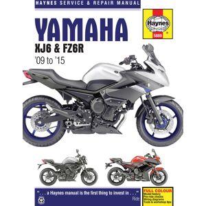 Haynes Manuals US Yamaha FZ6R (09-15) Haynes Repair Manual