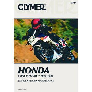 Haynes Manuals US Honda 500cc V-Fours Magna & Inceptor Motorcycle (1984-1986) Service Repair Manual