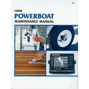Haynes Manuals US Powerboat General Maintenance & Service Repair Shop Manual