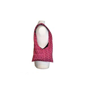 PROFUGO MARKET Pink Paisley Sling Bag