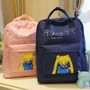 storesammi Harajuku cute ulzzang sailor moon backpack LIGHT PURLIE