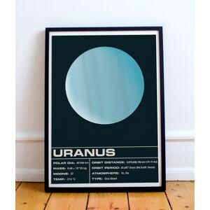 Sons of Wolves Uranus Dark 12x18 inches