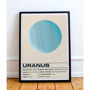 Sons of Wolves Uranus Light 12x18 inches
