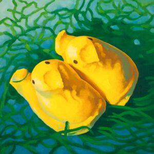 Sally Centigrade Snuggle Peeps by Roxanne Patruznick