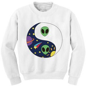 Sheloveit Alien & Space Sweater L