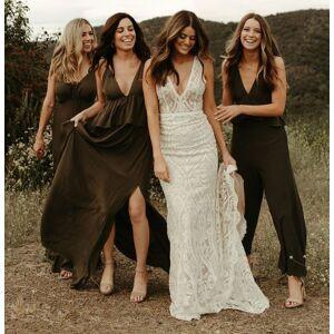 dressydances Mismatch Bridesmaid Dresses for Wedding Party MJ7 US4