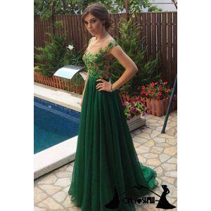 beautygirldress charming prom dress, chiffon prom dress,long evening dress,long prom dress with beaded,evening formal dress,women dress US14