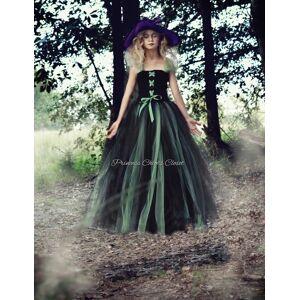 Princess Witch Costume