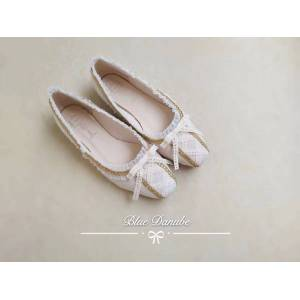 Vintage Rosie Pure Girl Ballet Shoes