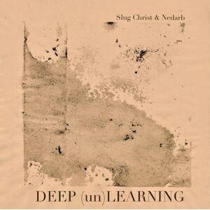 """Blackhouse Records Slug Christ x Nedarb """"Deep (un)Learning"""" CD/CS/Shirt T-Shirt/Cassette (Size L)"""