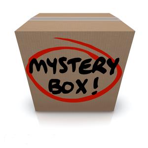 Discordia Culture Shop Mystery Box - Designer Toys MYSTERY-TOYS-50