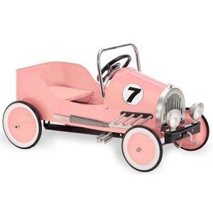 Goodness & Mercy Pink Retro Pedal Car