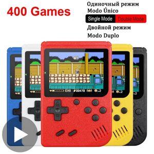 Drozey 8 Bit Handheld Portable Retro TV Arcade Video Game White