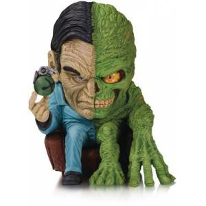 DC Collectibles DC Artists Alley Two Face By Groman Vinyl Fig