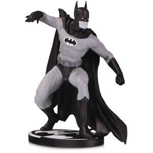 DC Collectibles BATMAN BLACK & WHITE BATMAN BY GENE COLAN STATUE