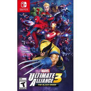 Nintendo Marvel Ultimate Alliance 3: The Black Order