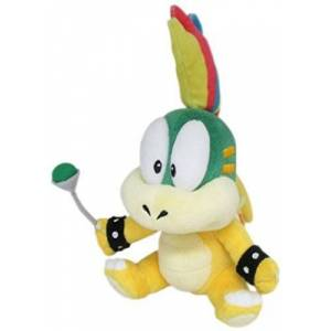 "Little Buddy Super Mario Bros. Lemmy Koopa 8"" Plush"