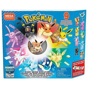 MEGA Brands -Pokemon Ultimate Eevee Evolution Pack