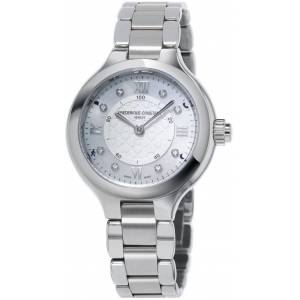 Frederique Constant Horological Smartwatch Stainless Steel Ladies Watch FC-281WHD3ER6B
