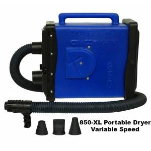 Double K ChallengAir 850 Portable Forced Air Dryer