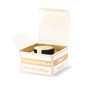 Endoca CANNABIS CRYSTAL 99% 500MG PER JAR